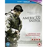 American Sniper Filmer American Sniper [Blu-ray] [2014] [Region Free]